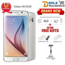 Samsung Galaxy S6 G920F Smartphone LTE 4G Mobile 32GB White New in Sealed Box