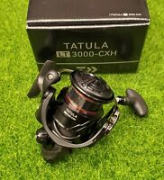 Daiwa Tatula LT 6.2:1 Left/Right Hand Spinning Fishing Reel - TALT3000-CXH