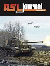ASL Journal Issue 12, 14 Scenarios for Advanced Squad Leader, New! MMP