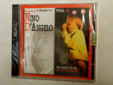 IL MEGLIO DI NINO D'ANGELO  -  PE' MME, TU SI... -  VOL.4 - CD NUOVO E SIGILLATO