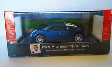 Bugatti Veyron 16.4 2005 ATLAS COLLECTIONS 143 D.CHAPATTE 2891 011