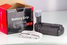 BATTERY GRIP LIKE BG-E2 FOR CANON EOS 20D 30D 40D OLD STOCK NEW CONDITION