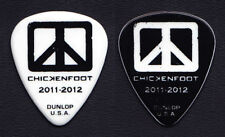 Chickenfoot Michael Anthony Signature White Guitar Pick #3 - 2012 Tour