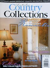 Australian Country Collections Magazine No 68 Vol 12 No 5