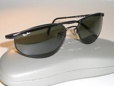 1f62e19fc3 RAY BAN RB3131 PS MO 006 56  17 BLACK CHROME SLEEK FLEX HINGES SUNGLASSES