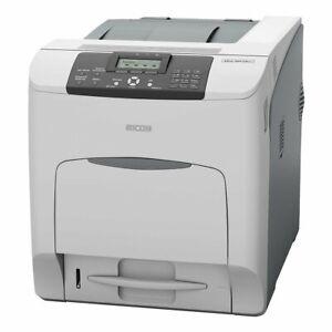 Ricoh 430 SP C430DN Colour A4 Printer, VeryLowCountAbout10K HighToner, WARRANTY!
