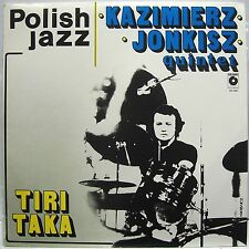 Kazimierz Jonkisz TIRI TAKA Polish Jazz vol.62 - Vinyl LP Near Mint