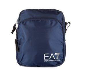 Borsello EA7 Emporio Armani 7 275669 borsa tracolla ea blu