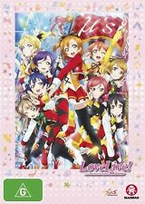 Love Live! The School Idol Movie NEW R4 DVD