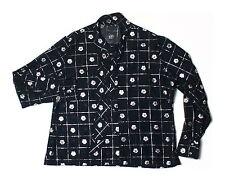 Blouse Geometric Original Vintage Tops & Shirts for Women