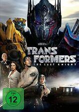 DVD * TRANSFORMERS: THE LAST KNIGHT | MARK WAHLBERG # NEU OVP +