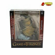 McFarlane Toys Game of Thrones Deluxe Rhaegal Figure (Near Mint Package!)