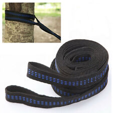 200cmAdjustable Outdoor Tree Hanging Aerial Yoga Hammock Straps Rope Belt 2pices