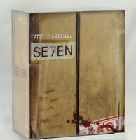 SEVEN Blu-ray Steelbook MANTA LAB EXCLUSIVE ONE CLICK BOXSET OOS/OOP