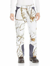 ARCTIX Mens Stacked Advantage Softshell Pants Realtree AP HD White Snow Medium