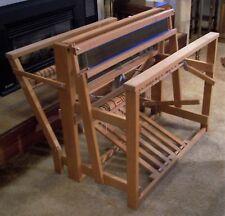 """Schacht Maple Floor Loom - 4 Treadles - 36"""" Weave Width - Good Condition"""