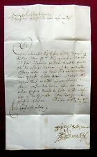 1781 BURGLENGENFELD - Franz Sigmund Freiherr von WILDENAU - Brief mit e.U.