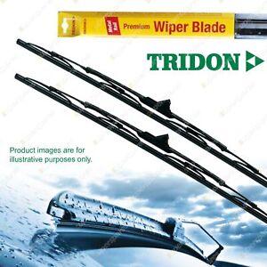 Tridon Wiper Complete Blade Set for Mitsubishi Lancer 01/02-12/12