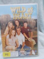 WILD AT HEART(ABC) THE COMPLETE SECOND SEASON (3 DISC BOXSET)  DVD PG R4