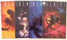 Aliens Original Dark Horse Copper/Bronze age Comics #1-4 Full Set VF/NM 9.0
