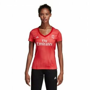 Real Madrid 3rd Women's Jersey 2018-2019 New With Tags - Original Adidas. Medium