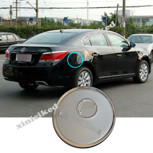 For Buick lacrosse 2009-15 Stainless Fuel Oil Tank Gas Cap Cover Trim Decoration