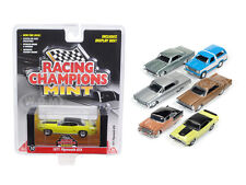 MINT RELEASE 2 SET B SET OF 6 CARS 1/64 DIECAST BY RACING CHAMPIONS RC002B