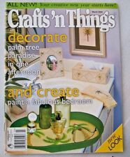 .Crafts 'n Things Magazine March 2004