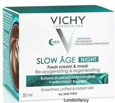 Vichy Slow Age Night Cream and Fresh Mask 50ml