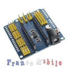Module NANO V3 Prototypage Shield IO Expansion pour Arduino NANO Prototype Board