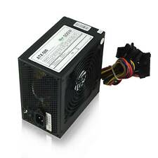 12CM Silent Fan PC Power Supply ATX Computer PSU 500 Watt SATA 24-PIN Power Set