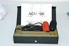 VECCHIO MICROFONO PROFESSIONALE AKAI ACM 100
