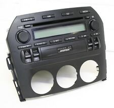 Mazda MX5 - Mk3 (NC) 05-08 - BOSE HEAD UNIT - STEREO RADIO CD PLAYER - 6 Disc