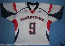Clarkstown PATRIOTS (Lacrosse) / #9 - Athletic Knit - VTG MENS Jersey / Shirt. S
