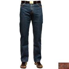 Lee Brooklyn Comfort L8124446 DARK STONEWASH Jeans Herren Hose