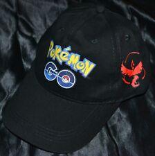 Team Valor Pokemon Go Trainer Hat Red Baseball Ball Cap Legendary Moltres Ver. 2
