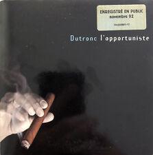 Jacques Dutronc CD Single L'Opportuniste - France (VG+/VG+)