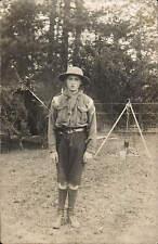 ? Brockhampton Court Farm. Johny Hawkins. Boy Scout.