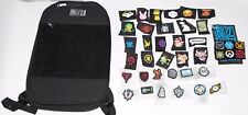 BLIZZARD BLIZZCON 2017 BACKPACK VELCRO BADGE PATCH + FLOOR EXCLUSIVES YOU PICK