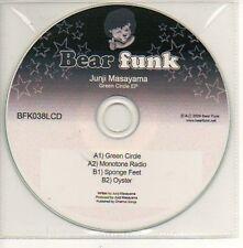 (686D) Junji Masayama, Green Circle EP - DJ CD