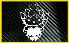 Hello Kitty Tinkerbell Fairy Car Truck Laptop Girl Decal Vinyl Sticker