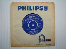 Frankie Vaughan - Sometime Somewhere / The Heart Of A Man, Philips 45-PB.930 Ex