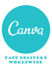 Canva Pro 1 Year Subscription Private Account +Free Gift Fast Delivery Worldwide