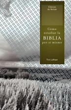 Como Estudiar la Biblia Por Si Mismo = How to Study the Bible for Yourself (Pape