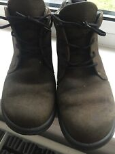 Ecco Boots Size Uk 3 (36)
