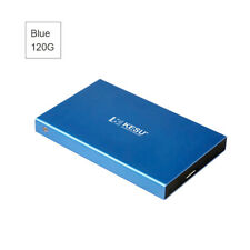 Kesu USB 3.0 External Hard Disk Drive 120GB HDD Data Storage Device for PC Q9Q2