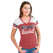 Los Angeles Angels of Anaheim Womens G-III Playoff T-Shirt - Medium - NWT