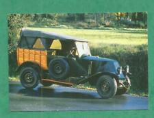 CARTE POSTALE CPM RENAULT NN 1 BOULANGERE AUTOMOBILE VOITURE ALTE WAGEN OLD CAR