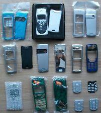 Handy Oberschalen Tastaturen Paket für Nokia Handys verschiedene Modelle