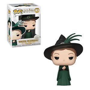 Harry Potter - 42830 Funko Pop! Movies Vinyl Figur - Minerva McGonagall - #93